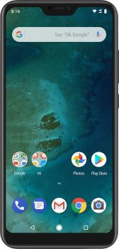 Mi A2 Lite Dual Sim 32GB 3GB RAM Black Global (Rozbaleno)