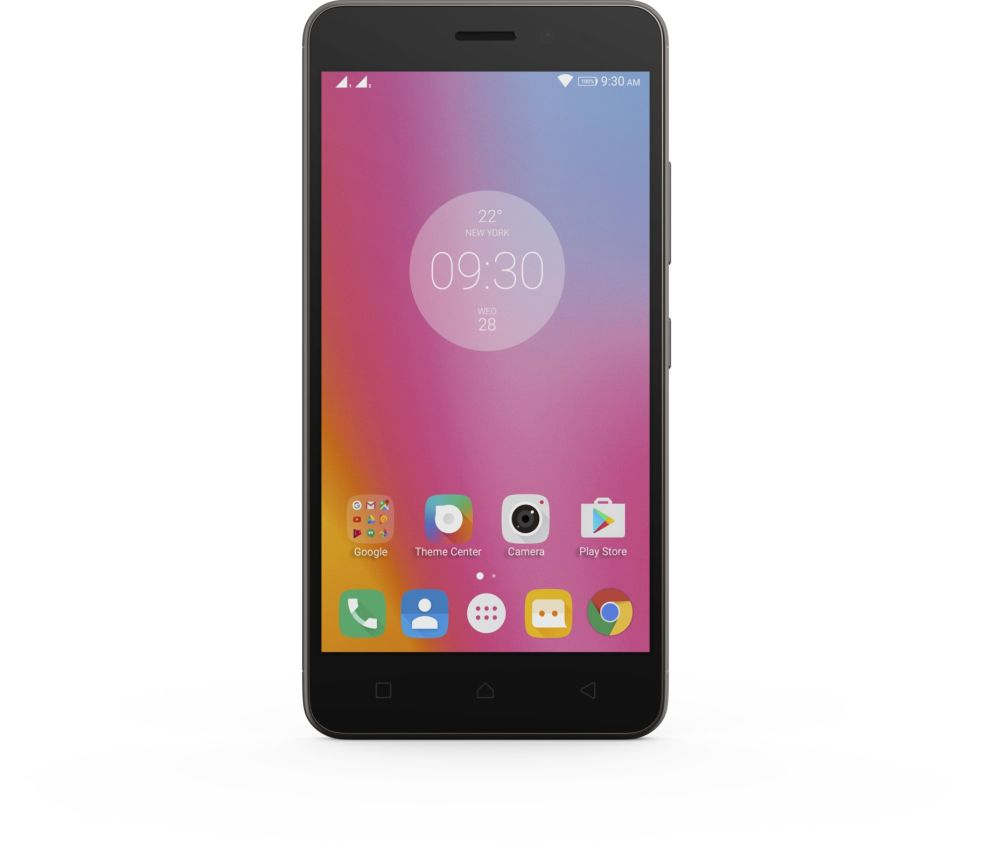 LENOVO K6 Dual Power 16GB LTE Dark Grey