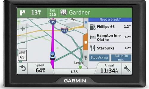 Garmin DriveSmart 60T Lifetime Europe45