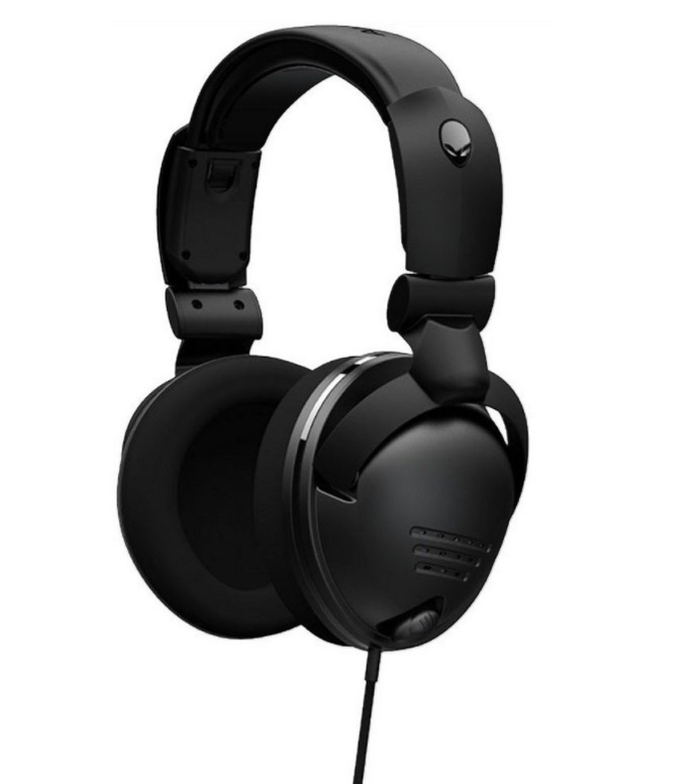 Dell Alienware Tactx Surround sound headset (with microphone)