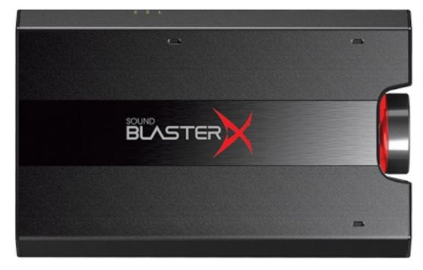 Creative Sound BlasterX G5