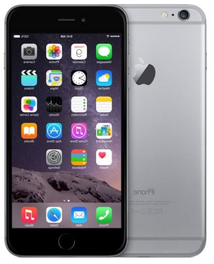 APPLE iPhone 6 Plus 16GB Grey/black