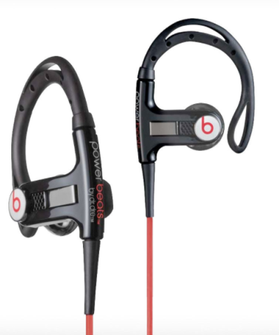 Monster Beats PowerBeats by Dr.Dre Black