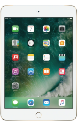 APPLE iPad Mini 4 128GB WiFi Cellular Gold