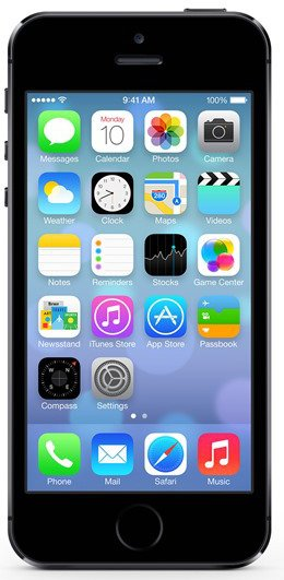 APPLE iPhone 5S 16GB - Space Grey