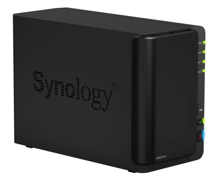 Synology DiskStation DS216+II