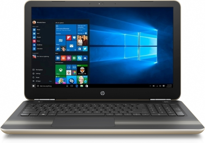 HP Pavilion 15-bc007nc Gaming W7T15EA#BCM 0889899966150