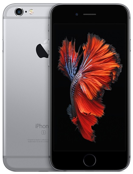 APPLE iPhone 6s Plus 32GB Grey EU