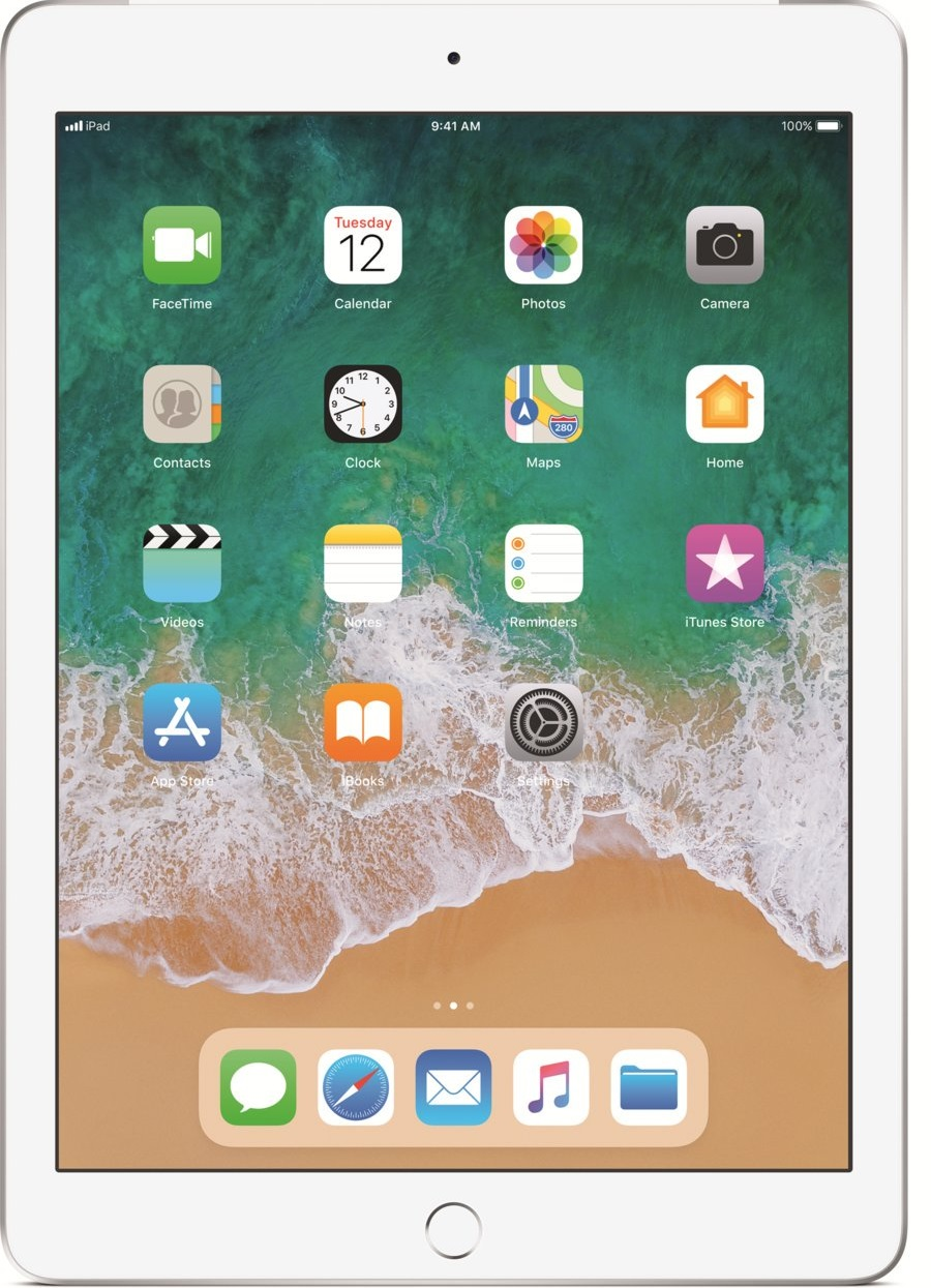 APPLE iPad 9.7 (2018) 32GB LTE Silver