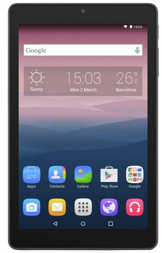 ALCATEL One Touch 9022X Pixi3 8.0 LTE Grey EU