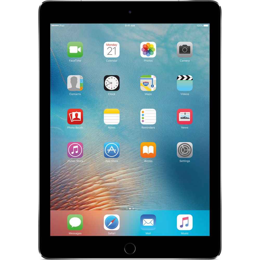 APPLE iPad Pro 9.7 Wi-Fi 128GB Space Grey