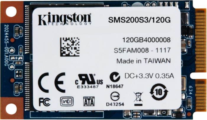Kingston SSDNow 120GB