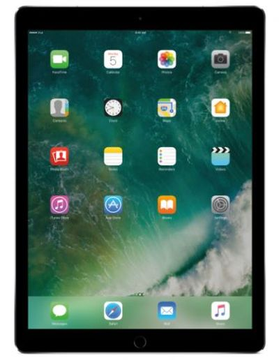 APPLE iPad Pro 12.9 Wi-Fi Cellular 256GB SpaceGrey (MPA42FD/A)