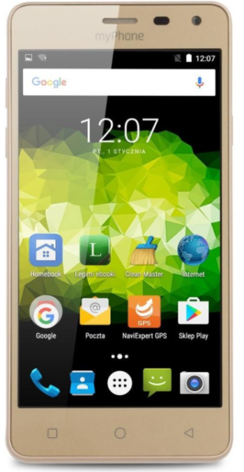 MyPhone Prime Plus Gold