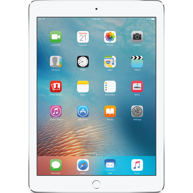 APPLE iPad (2017) 128GB Wifi Silver