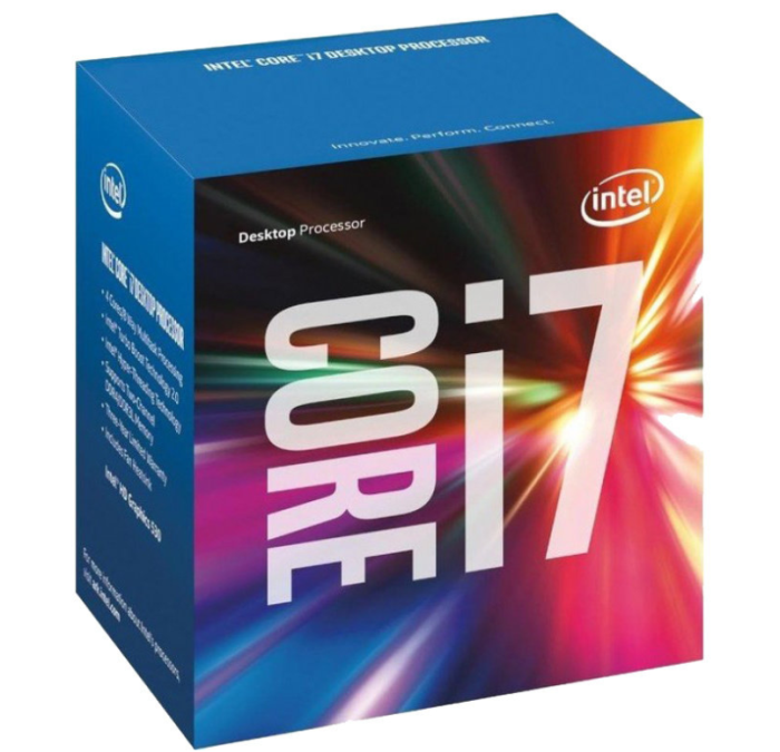 Intel Core i7-6700 @ 3.4GHz