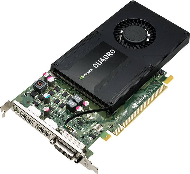 HP nVidia Graphics PLUS Quadro K2200