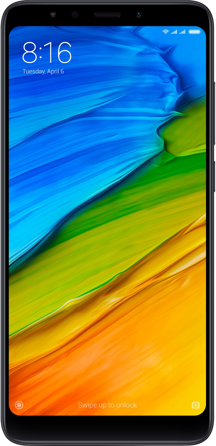 XIAOMI Redmi 5 4G 32GB DualSim Black Global
