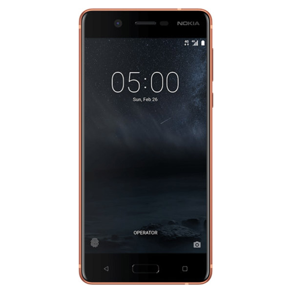 Nokia 5 LTE Copper