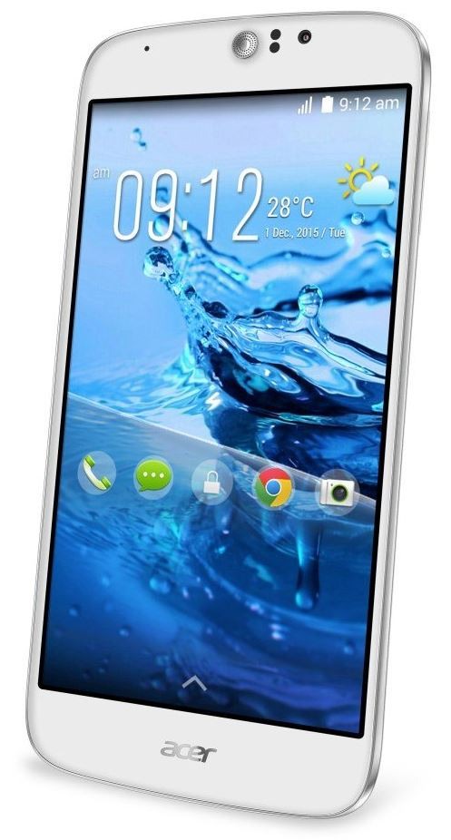 ACER Liquid Z 8GB Dual Sim White