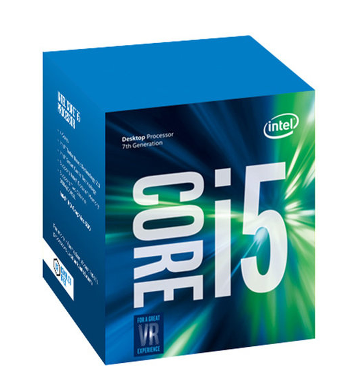 Intel Core i5-7500 @ 3.4GHz