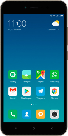 XIAOMI Redmi Note 5A Prime 32GB Dual Sim Grey