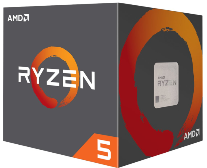 AMD RYZEN 5 1600 @ 3.2GHz