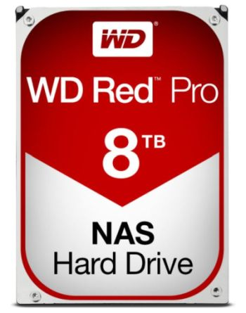 Western Digital Red Pro 8TB (WD8001FFWX)