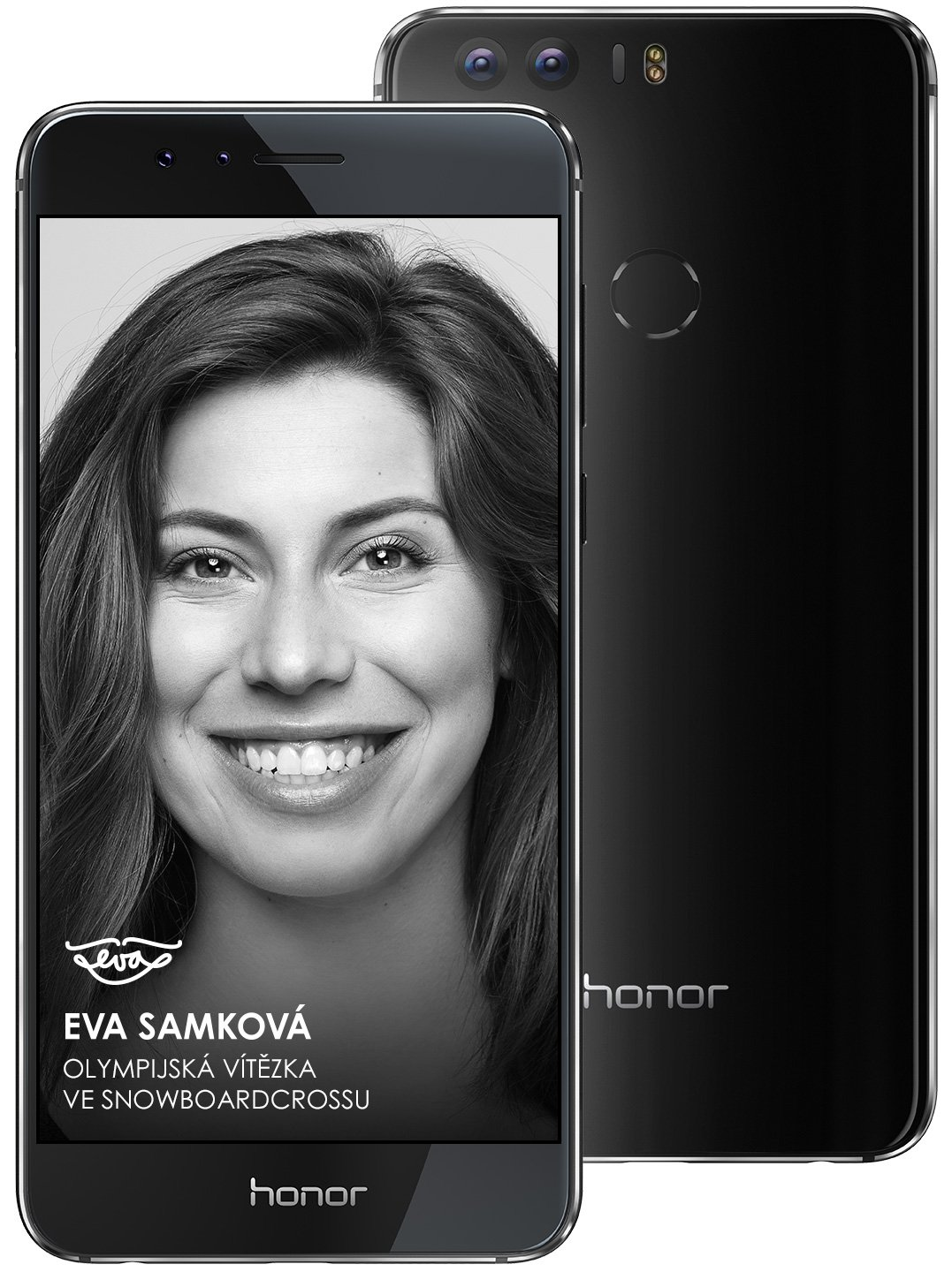 HUAWEI Honor 8 Dual Sim 32GB Black