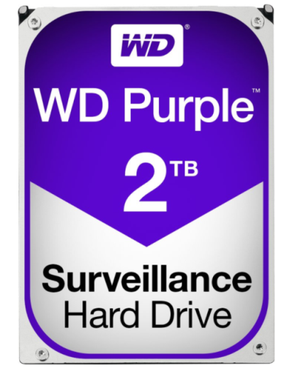 Western Digital 2TB Purple (WD20PURZ)