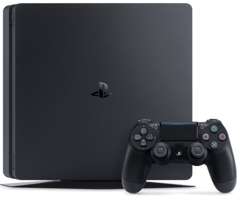 SONY PlayStation 4 Slim 500GB Black EU