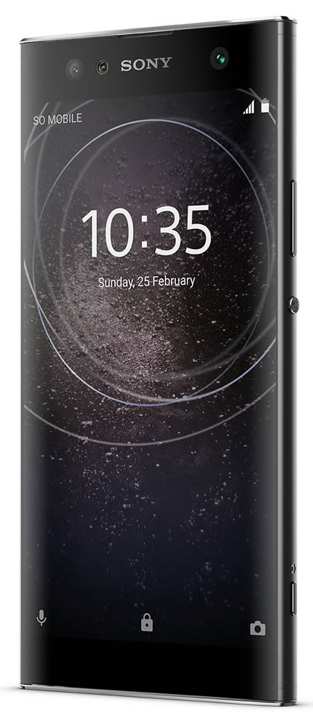 SONY Xperia XA2 Ultra 32GB Dual Sim Black