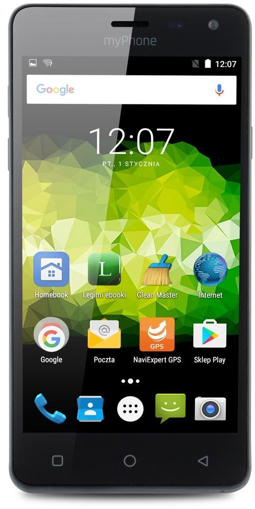 MyPhone Prime Plus Black