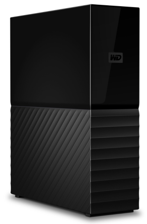 Western Digital My Book 3TB (WDBFJK0030HBK-EESN)