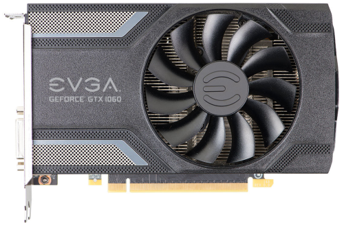 EVGA GeForce GTX 1060 SC GAMING 3GB DDR5 (03G-P4-6162-KR)