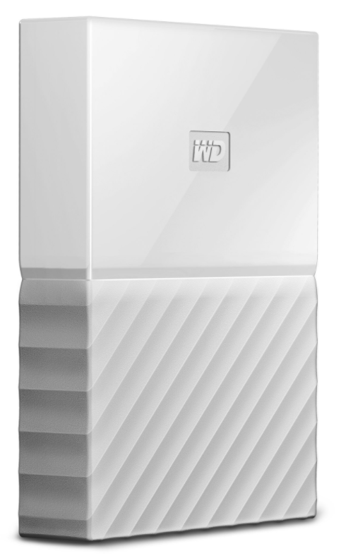 Western Digital My Passport 2TB White (WDBYFT0020BWT-WESN)