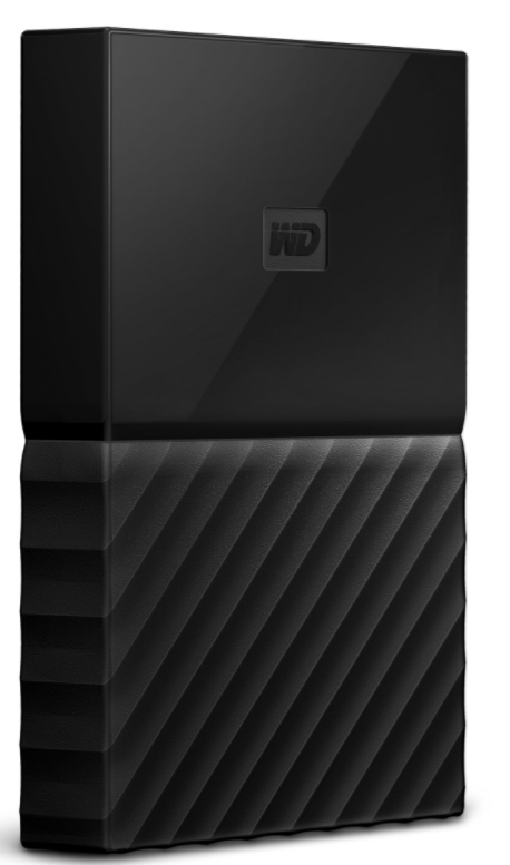 Western Digital My Passport 2TB Black