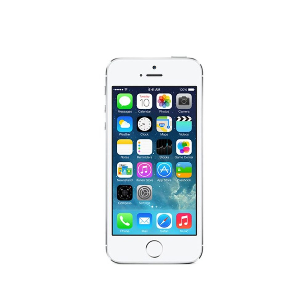 APPLE iPhone 5s 16GB Silver/white