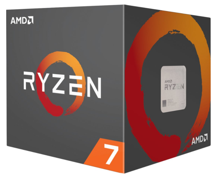 AMD RYZEN 7 1700 @ 3.0GHz