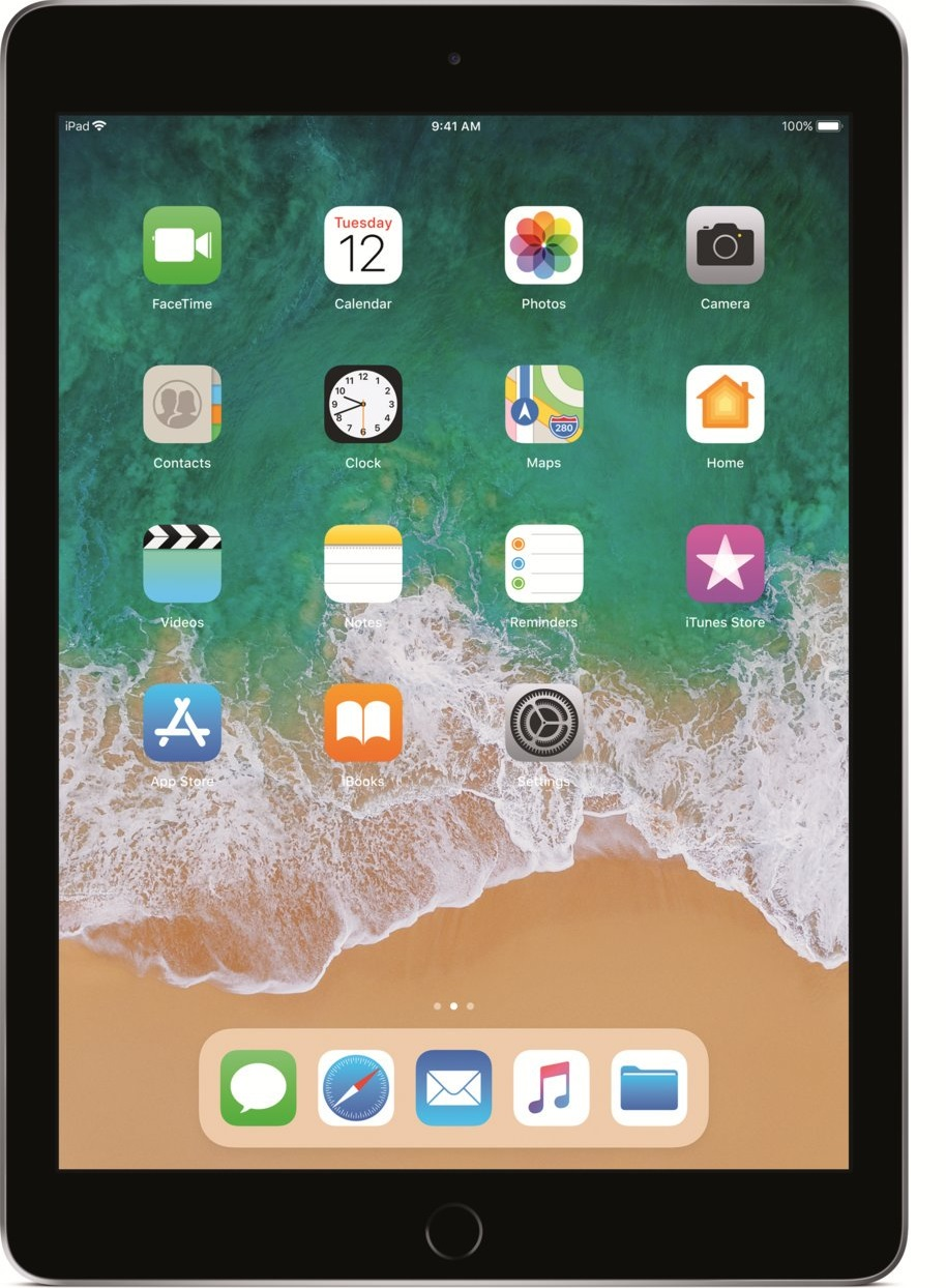 APPLE iPad 9.7 (2018) 128GB Wifi Grey