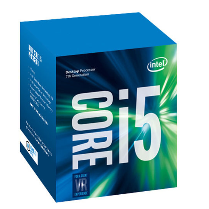 Intel Core i5-7400 @ 3.0GHz