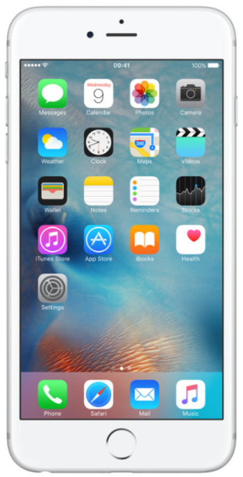 APPLE iPhone 6 PLUS 16GB - Silver