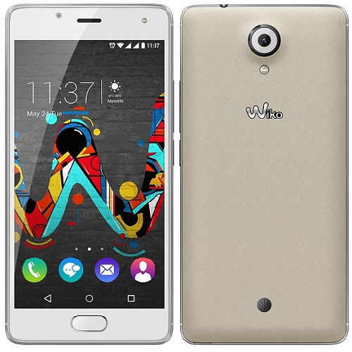 WIKO U Feel Dual Sim 16GB Beige