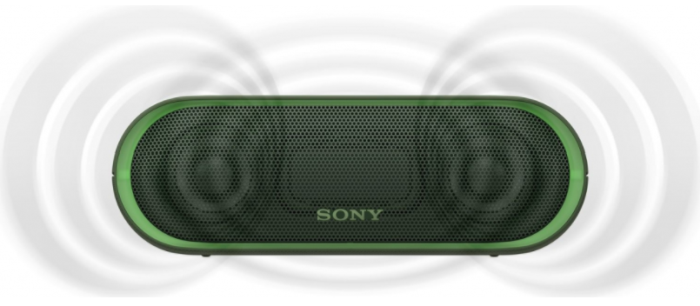 SONY SRS-XB20 Green
