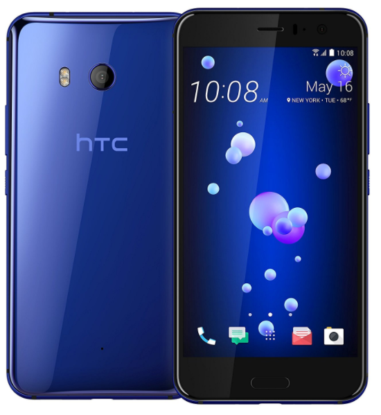 HTC U11 64GB Dual Sim Blue DE
