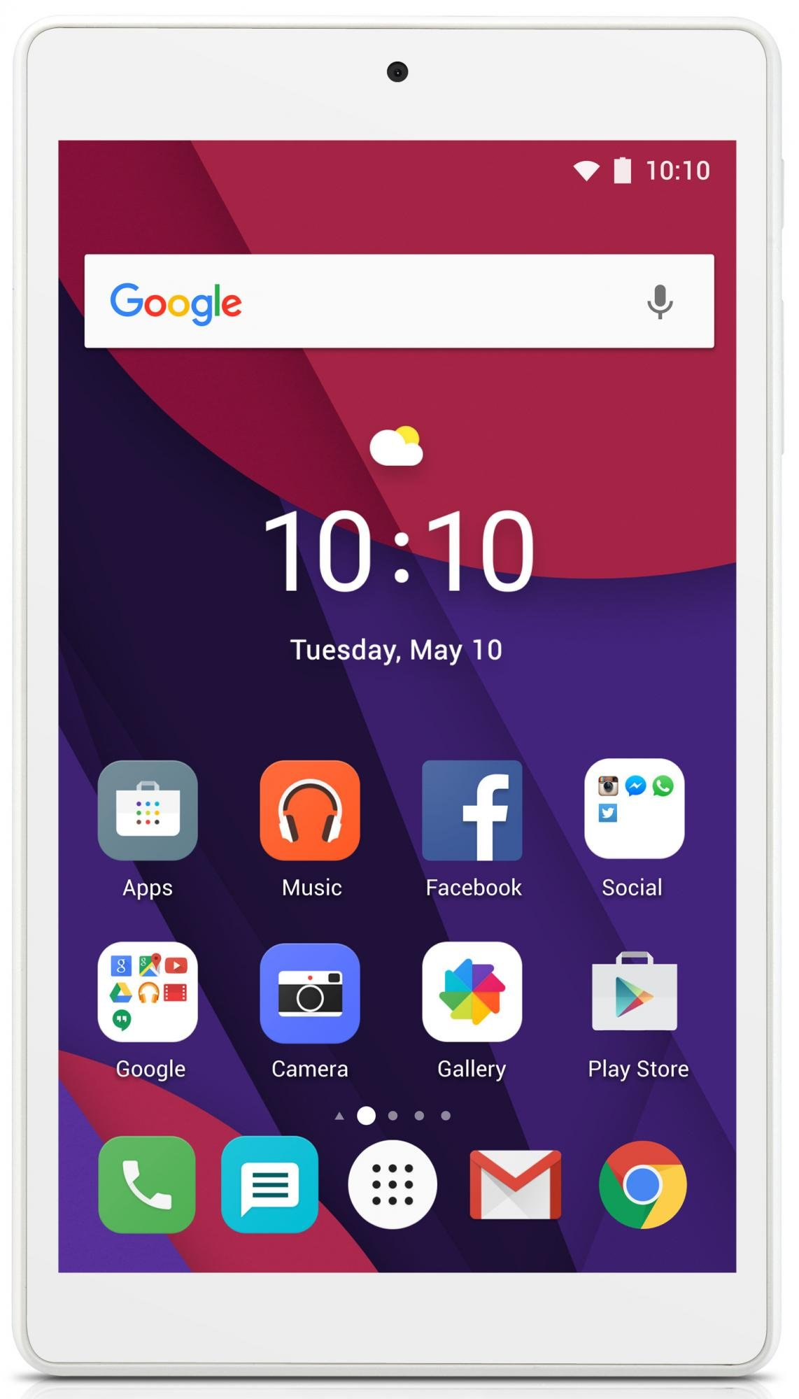 ALCATEL Pixi 4 (7) 8063 8GB White (8063-3BALCZ1)