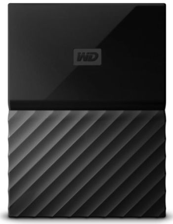 Western Digital My Passport for Mac 2TB (WDBP6A0020BBK-WESN)