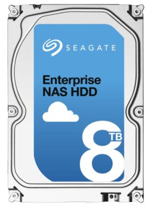 Seagate Enterprise NAS HDD 8TB