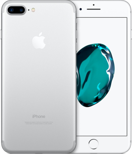 APPLE iPhone 7 32GB Silver DE
