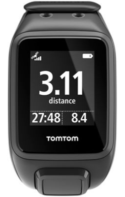 TOMTOM Runner 2 Music - Black (L)